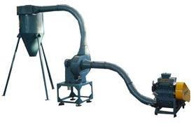 Измельчитель пластмассы роторный ИПР-210
