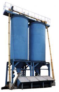 Блок зерновых силосов У2-БЗС