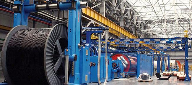 Линии для производства кабельно-проводниковой продукции