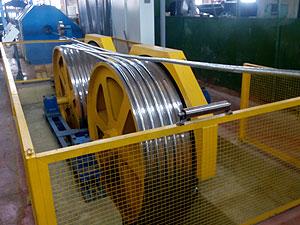 МИБ-4 машина изолировочная бронирующая
