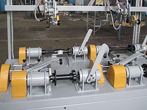 Шестиходовой станок 6СП-0,32-240 для размотки проволоки